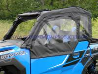 Polaris - GENERAL™ 1000 EPS - Extreme Metal Products, LLC - Polaris General Soft Doors