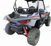 Extreme Metal Products, LLC - Polaris RZR-S Wide Fenders/Fender Flares - Image 2
