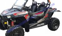Extreme Metal Products, LLC - Polaris RZR-S Wide Fenders/Fender Flares - Image 3