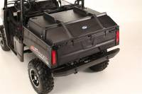 Polaris - RANGER®  - Mid Size - Extreme Metal Products, LLC - Mid-Size/2 Seat Polaris Ranger Bed Cover