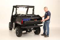 Extreme Metal Products, LLC - Mid-Size/2 Seat Polaris Ranger Bed Cover - Image 5