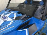 Extreme Metal Products, LLC - Polaris General Tinted Half Sheild - Image 1