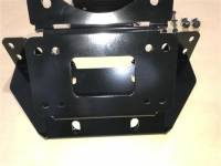 Extreme Metal Products, LLC - Can-Am Maverick X3 Winch Mount Bulkhead - Image 8