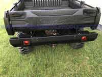 Extreme Metal Products, LLC - Kawasaki MULE PRO-FX Rear Bumper - Image 2