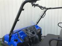 Kawasaki MULE PRO-FX/FXT Full Windshield (Hard Coated both Sides)