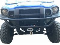 UTV Parts & Accessories - Kawasaki - Extreme Metal Products, LLC - Kawasaki MULE PRO-FX/FXT Winch Mount