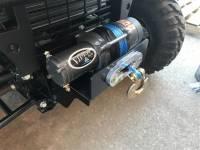 Kawasaki MULE PRO-FX/FXT Winch Mount