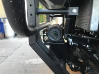 Extreme Metal Products, LLC - Kawasaki MULE PRO-FX/FXT Winch Mount - Image 5