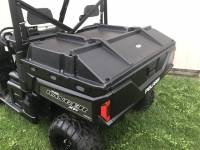 UTV Parts & Accessories - Polaris - Extreme Metal Products, LLC - Full Size Polaris Ranger Bed Cover