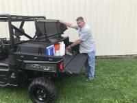 Extreme Metal Products, LLC - Full Size Polaris Ranger Bed Cover - Image 5