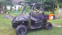 Polaris Ranger/General Bucket Caddy