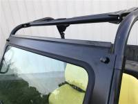 Extreme Metal Products, LLC - John Deere Gator 625i and 825i Laminated Glass Windshield - Image 4