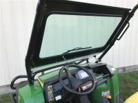 Extreme Metal Products, LLC - John Deere Gator 625i and 825i Laminated Glass Windshield - Image 5