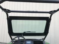 Extreme Metal Products, LLC - John Deere Gator 625i and 825i Laminated Glass Windshield - Image 7