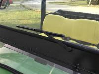 Extreme Metal Products, LLC - John Deere Gator 625i and 825i Laminated Glass Windshield - Image 8