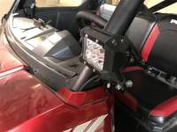 Polaris - RANGER®  - Full Size - Extreme Metal Products, LLC - Ranger PRO-FIT Cage Light Brackets