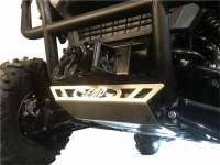 Kawasaki Teryx Front Replacement Skid Plate-Aluminum