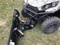 "UTV Parts & Accessories - Kawasaki - Extreme Metal Products, LLC - Kawasaki Teryx/Teryx -4  72"" Snow Plow"