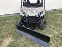"Extreme Metal Products, LLC - Kawasaki Teryx/Teryx -4  72"" Snow Plow - Image 2"