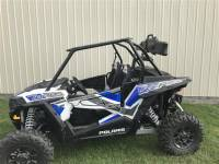 Extreme Metal Products, LLC - Polaris RZR Gun Boot and Rack - Image 2