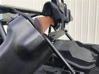 Extreme Metal Products, LLC - Polaris RZR Gun Boot and Rack - Image 3