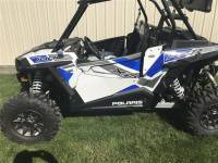 Extreme Metal Products, LLC - RZR XP1K, RZR 1000-S, and RZR 900 Lower Door Panels (Aluminum) - Image 11
