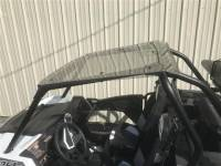 UTV Parts & Accessories - Polaris - Extreme Metal Products, LLC - Polaris RZR Tinted Roof/Top