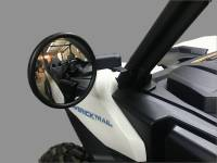 "Extreme Metal Products, LLC - Can-Am Maverick Trail Smack Back Mirror Set (5-1/2"" Round Mirrors) - Image 2"