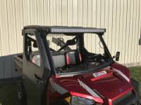 "Polaris Ranger 50"" LED Light Brackets for the PRO-FIT Cage."