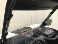 Extreme Metal Products, LLC - Maverick Trail and Sport Hard Coated Polycarbonte Windshield - Image 2