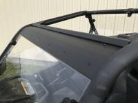 Extreme Metal Products, LLC - Maverick Trail and Sport Hard Coated Polycarbonte Windshield - Image 3