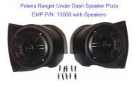 Polaris Ranger Speaker Pods