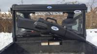 Polaris Ranger Gun Boot and Rack.