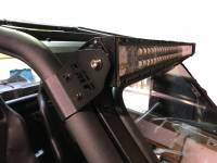 "Extreme Metal Products, LLC - Maverick Trail/Sport 40"" LED Light Bar Bracket Set - Image 3"