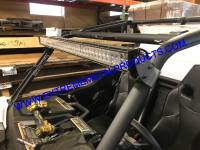 "Extreme Metal Products, LLC - Maverick Trail 40"" LED Light Bar Bracket Set - Image 4"