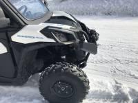 Can-Am Maverick Trail Front Brush Guard/Winch Mount