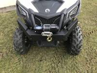 Can-Am Maverick Trail Front Brush Guard/Winch Mount