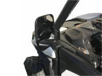 Extreme Metal Products, LLC - Can-Am Maverick Trail/Sport Folding Side Mirrors