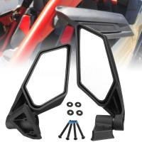 UTV Parts & Accessories - Can-Am - Extreme Metal Products, LLC - Can-Am Maverick X3 OEM Style Side Mirrors