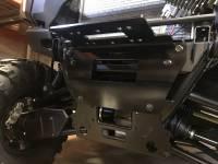 Polaris Ranger XP1000 Winch Mounting Plate