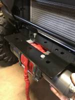 Polaris Ranger XP1000 Winch Mounting Plate