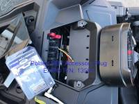 Polaris Ranger/RS1 Pulse Bar Plug