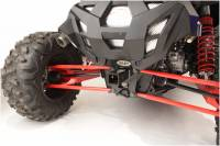 UTV Parts & Accessories - Polaris - Extreme Metal Products, LLC - RS1 Rear Receiver