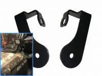 Polaris - RANGER® XP1000 - Extreme Metal Products, LLC - Ranger XP1000 LED Cube Light Bracket Set