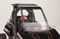 Extreme Metal Products, LLC - Polaris RS1 Half Windshield/Wind Deflector (Hard Coated on both sides) - Image 4