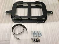 4WD Accessories/Rock Crawler - Extreme Metal Products, LLC - Jeep JL Tire Relocation Bracket