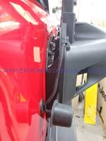Extreme Metal Products, LLC - Jeep JL Tire Relocation Bracket - Image 2