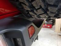 Jeep JL Tire Relocation Bracket
