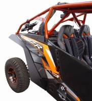 Polaris RZR XP1K Wide Fenders/Fender Flares (RZR XP1000 AND XP1000-4)