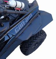 Extreme Metal Products, LLC - Can-Am Maverick X3 Wide Fenders/Fender Flares - Image 3